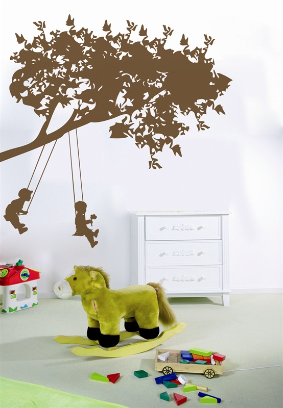Cool Wall Sticker Decoration