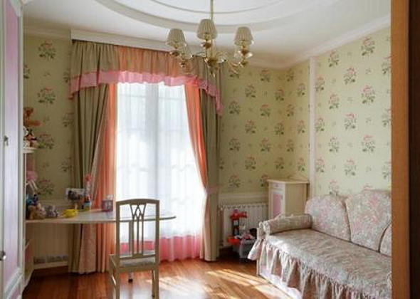 Beautiful And Vintage For Children S Room Decor Idea Kids Bedroom Designs