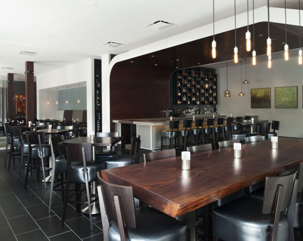 Modern Pendant Restaurant Lighting