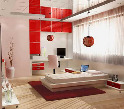 Bedroom Design Modern Modern Girls And Teenage Bedroom
