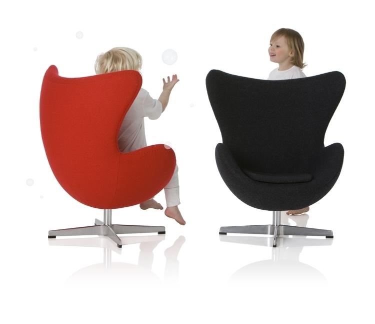 Modern Iconic Kids Chair Design Ideas
