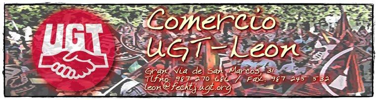 UGT COMERCIO LEÓN
