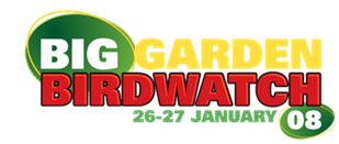 Big Garden Birdwatch logo