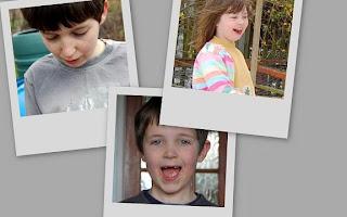 Tom, Eleanor and Sam