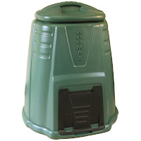 dalek type compost bin