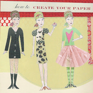 paper dolls from craft book
