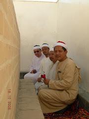 Makam Hadrat Syaikh Muhammad Baba as-Samasi,qs