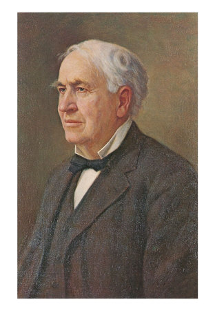a description of thomas alva edison considered as one of the greatest inventors in history Considered by most to be the greatest inventor of all time, edison, known as the wizard of menlo park, is credited with some 1,093 us patents for a range of inventions that includes the light.