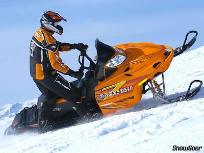 Arctic Cat Snowmobile