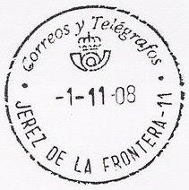 HISTORIA DE LAS MARCAS POSTALES Y MATASELLOS DE JEREZ.(II)