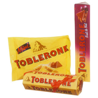 Image of Toblerone Special  - SendRegalo.com ~ Send flowers to the Philippines, Send Roses to the Philippines