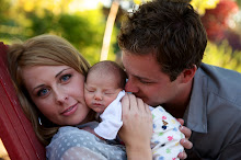 Cam, Jenny and Baby Stella