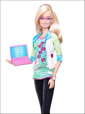 IT Barbie
