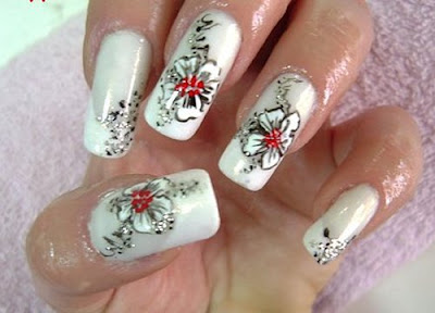 Christmas Nail Art Pictures - 3