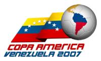 Calendário da  Copa América