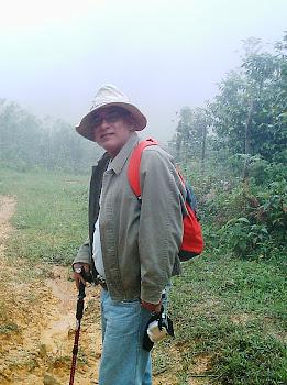 Miguel Angel Salamanca Investigador de Pinturas Rupestre Venezuela y Colombia