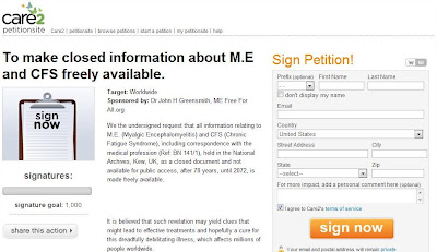 Sign Petition!