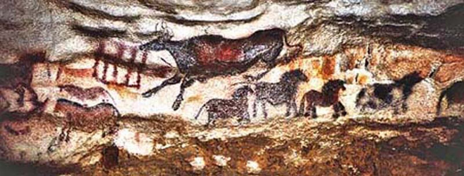 for a long time  the lascaux
