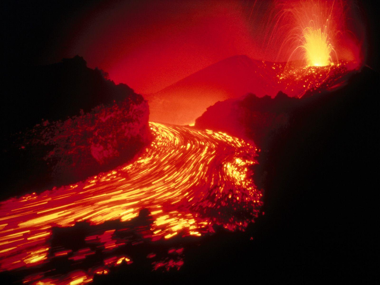 Types of Eruption