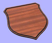 Plaque 2 CNC DXF