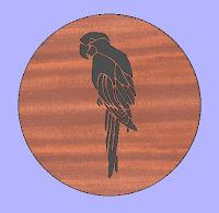 Parrot CNC DXF
