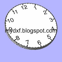 free dxf file,dxf cnc,cnc clock dxf,cnc dxf format,dxf art files,artwork for cnc machines,Design 390