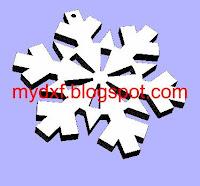 dxf art files,christmas designs dxf,Design 419 CNC DXF