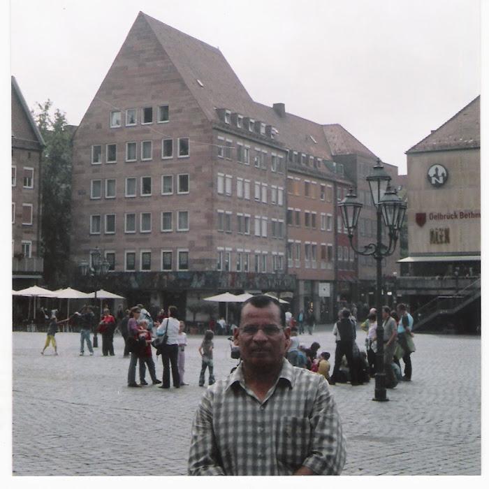 في مدينة نورنبيرج الألمانية