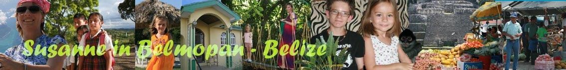 Susanne in Belmopan