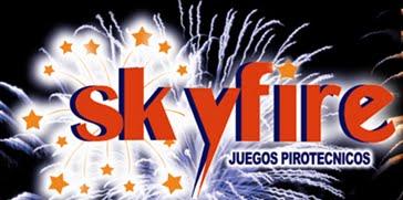 """"""" Juegos Pirotécnicos y Show de Lúces. Los Originales.  """"skyfire en Mazate"""""""