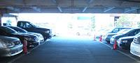 関西空港駐車場