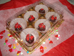 POP CAKE RED HEART