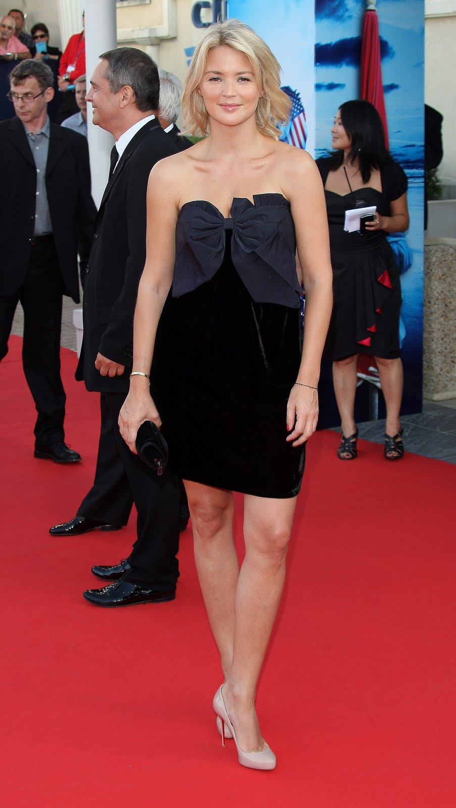 Virginie Efira Opening Ceremony 010 122 440lo This is what you get when you add together 5 nights of inadequate sleep, ...