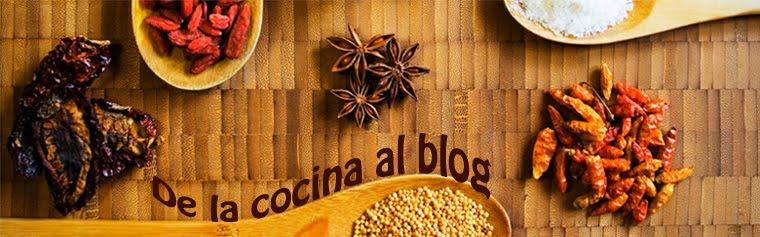 De la cocina al Blog