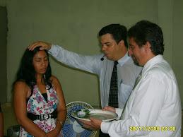 Batismo e profissão de fé