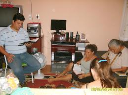 Estudo Bíblico nos lares