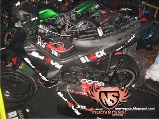 EXTREME MODIF DJARUM BLACK