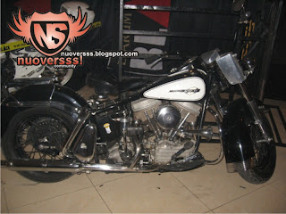 MODIF CHOOPER LOW RIDER