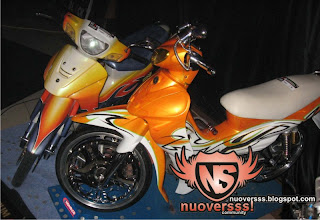 MODIF JUPITER DUB CITY