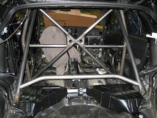 Auto Racing Roll Cages on Primitive Racing 2008 Sti