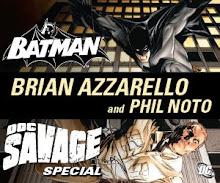 batman-doc savage