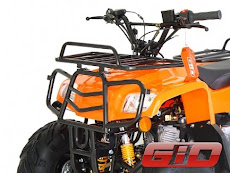 Mini Hummer 110cc ATV