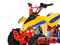 Gio Mini Beast 110cc ATV