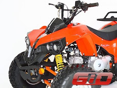 Gio Rebel 125cc ATV T3