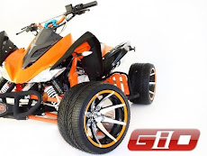 Gio Lambo 150cc Extra Wide
