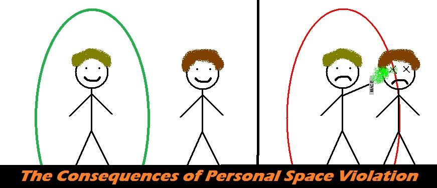 personal space 2 essay