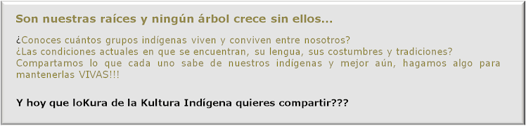 Kultura Indigena