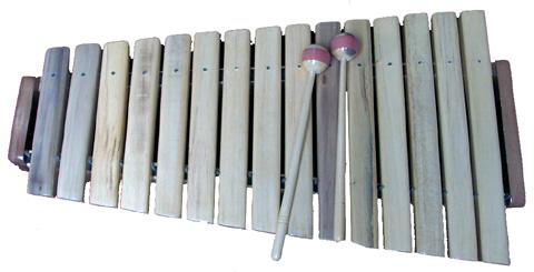 Kulintang atau Kolintang alat musik dari Minahasa