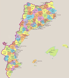 Poble a poble, comarca a comarca.