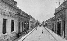 Calle Nación